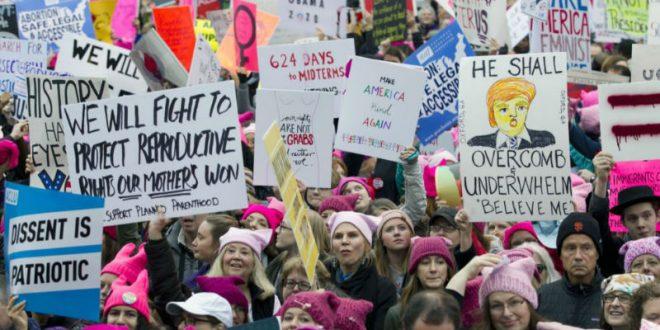 В США занятия в школах отменены из-за забастовки женщин по случаю 8 Марта