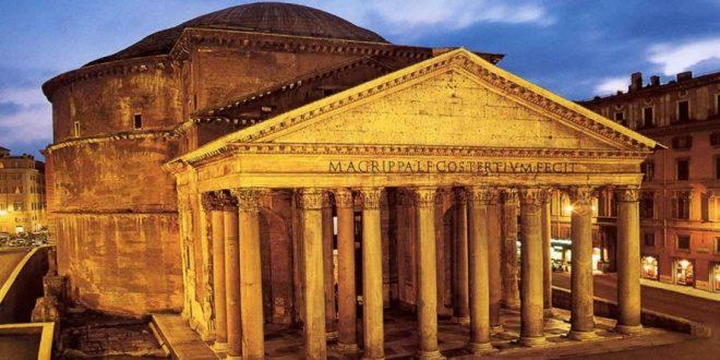 В Риме арестовали хулиганку, устроившую погром в Пантеоне