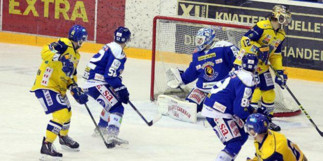 Норвежские команды провели самый длинный матч в истории хоккея