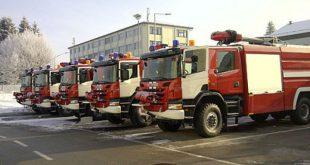 У аэропорта Домодедово пожарная машина наехала на пешеходов, один из пострадавших погиб