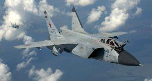 В Бурятии потерпел аварию перехватчик МиГ-31, летчики остались живы