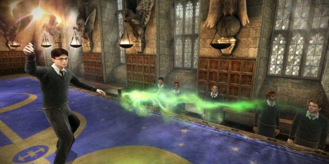 Warner Bros. выпустит новую RPG-игру по вселенной «Гарри Поттера»