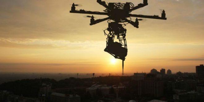 Китай построит 150 аэропортов для дронов-курьеров
