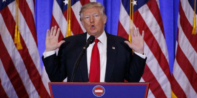 СМИ нашли около 20 твитов Трампа о недопустимости ракетных ударов США по Сирии