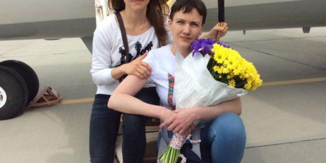Сестры Савченко на машине сбили пенсионерку в Киеве