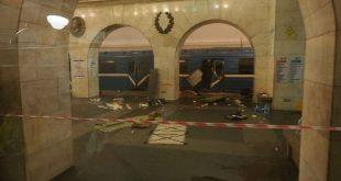 Задержанного организатора петербургского теракта вычислили по последнему звонку смертника-исполнителя