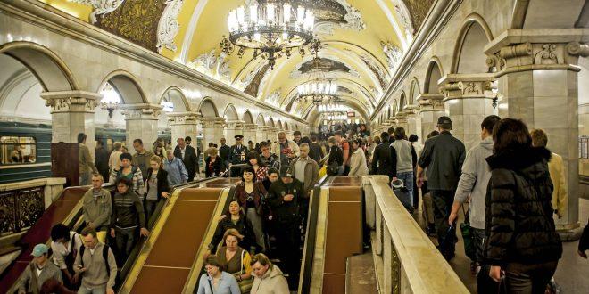 Москвичей напугали сигналом воздушной тревоги в метро