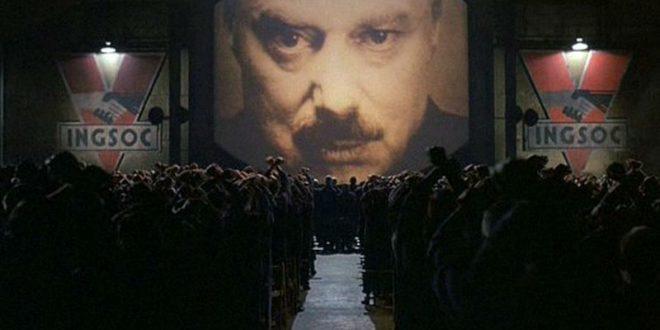 Американские кинотеатры устроят показ фильма-антиутопии «1984» в знак протеста против Трампа