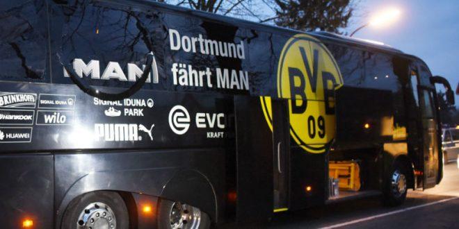 Подозреваемым в подрыве бомбы у автобуса «Боруссии» оказался выходец из России, желавший заработать на акциях клуба