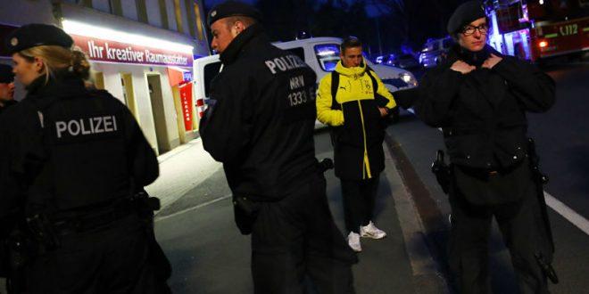 СМИ: В подрыве автобуса дортмундской «Боруссии» подозревают двух исламистов, связанных с ИГИЛ