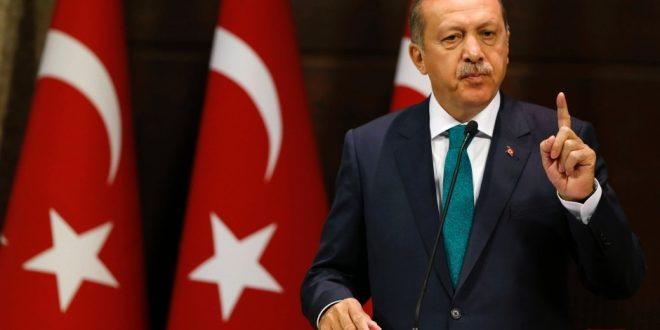 """В """"Википедии"""" Эрдогана окрестили диктатором после объявления результатов референдума о конституционных реформах в Турции"""