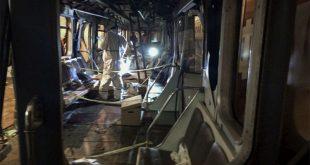 Связанная с «Аль-Каидой» исламистская группировка взяла на себя ответственность за теракт в петербургском метро