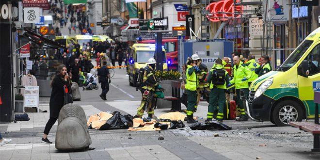 Уроженец Узбекистана признался в совершении теракта в Стокгольме и заявил, что действовал по приказу ИГИЛ
