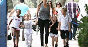 Анджелина Джоли стала владелицей одной из самых дорогих вилл Лос-Анджелеса