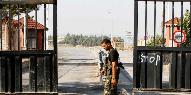 На сирийско-турецкой границе задержан выходец из Чечни с гранатами и 1,5 кг взрывчатки