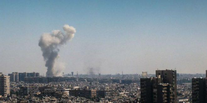 Министр разведки Израиля прокомментировал предполагаемый авиаудар в районе аэропорта Дамаска