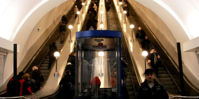 В петербургском метро прогремели два взрыва, есть жертвы