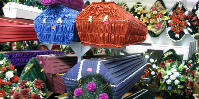 В Сургуте детсаду приходится соседствовать с похоронным бюро