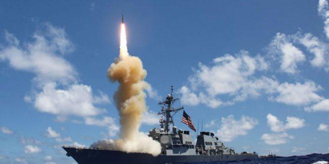 Вашингтон нанес ракетный удар сирийской авиабазе, пятеро военных погибли