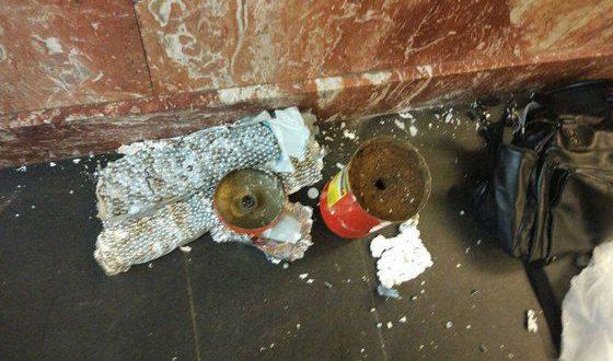Второй взрыв в петербургском метро удалось предотвратить благодаря бдительному смотрителю станции и обезвредившему бомбу сотруднику Росгвардии
