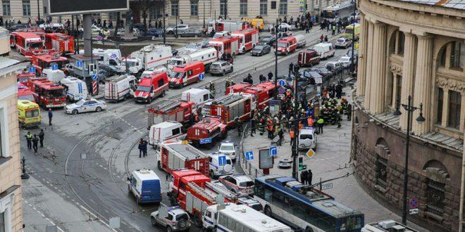 Исполнителем теракта в петербургском метро мог быть смертник из Киргизии