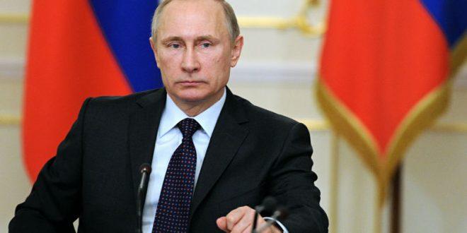 Путин: России известно о подготовке новых провокаций с химоружием в Сирии