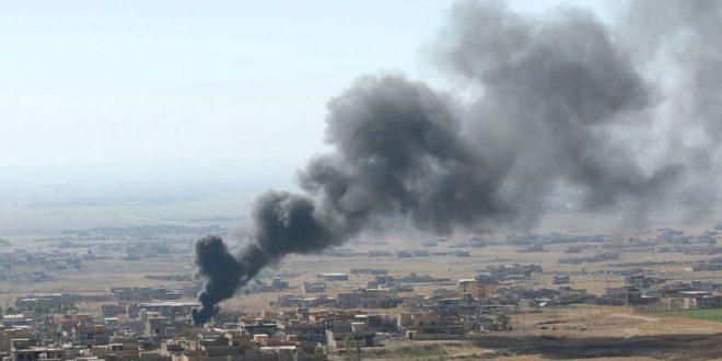 Дамаск рассказал о сотнях сирийцев, погибших из-за удара коалиции США по складу химоружия ИГИЛ