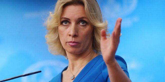 Захарова заявила о необходимости дать Трампу шанс улучшить отношения США и РФ