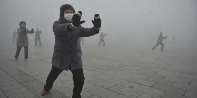 Китай нанимает на работу «дегустаторов смога»