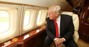 Самолет Трампа подвергся угрозе взрыва из-за халатности механиков