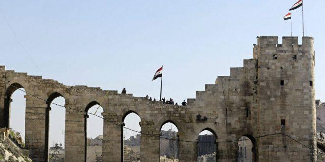 В сирийском Алеппо впервые после окончания боев возобновились экскурсии