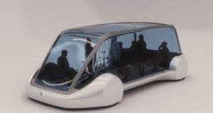 Илон Маск представил концепт инновационного подземного беспилотного автобуса