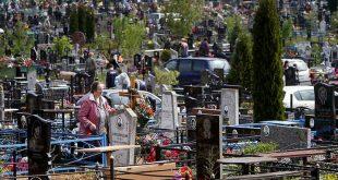 В России появится единая электронная база кладбищ