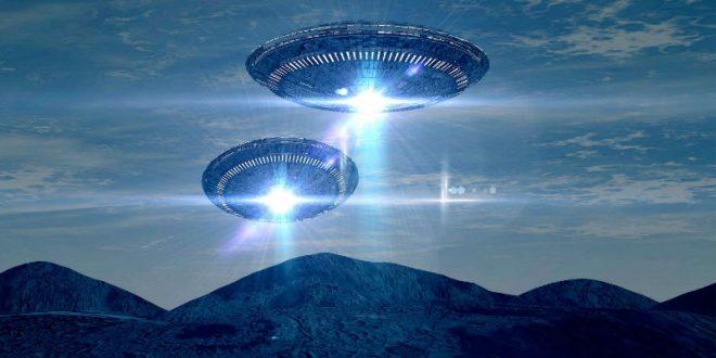 Уфологи засняли НЛО над секретной американской «Зоной 51»