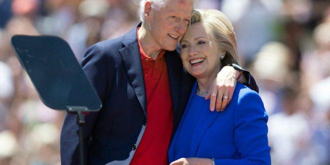 В США выйдет книга об альтернативной судьбе Хиллари Клинтон без Билла