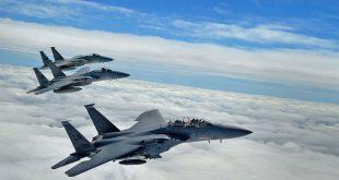 Российский истребитель «поприветствовал» самолет-разведчик США, пролетев в 6 метрах от него на 9 мая