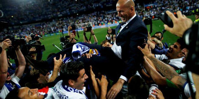 «Реал» стал 33-кратнным чемпионом Испании
