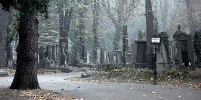 Уральские школьники повредили более 150 могил, занимаясь паркуром на кладбище