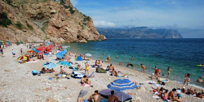 К 2018 году количество обустроенных пляжей в Крыму увеличится на 30%