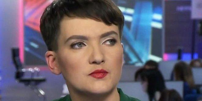 Надежда Савченко сбежала в Индию подальше от «тошнотного Евровидения»