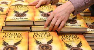 В Британии похищена уникальная рукопись приквела «Гарри Поттера»