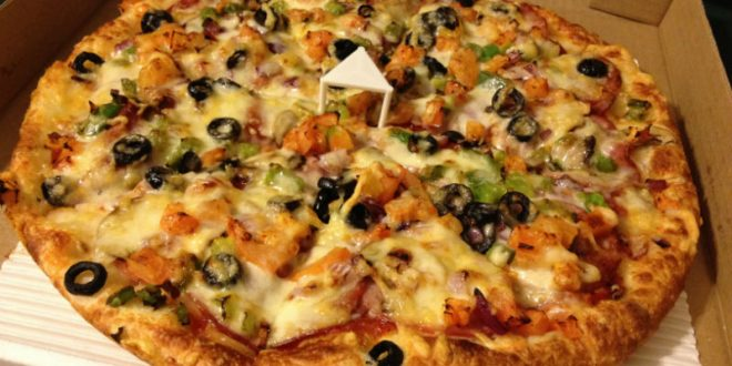 Apple представила инновационную коробку для пиццы
