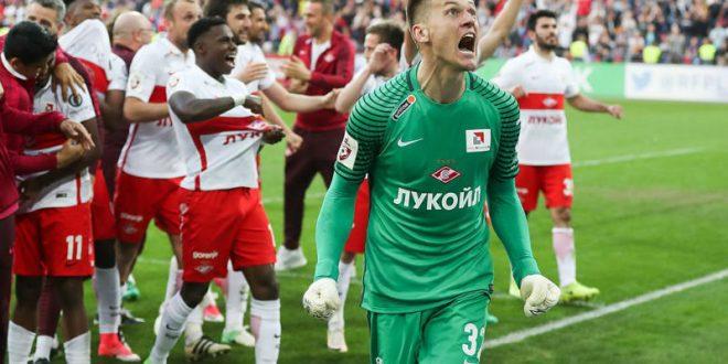 «Спартак» – чемпион! Впервые за 16 лет клуб занял первое место в национальном чемпионате
