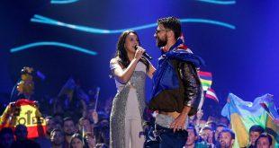 Джамала вступилась за пранкера, оголившего ягодицы во время ее выступления на «Евровидении»