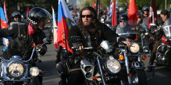 В Польше задержали россиянина из «Ночных волков», участвовавшего в мотопробеге «Дороги Победы»