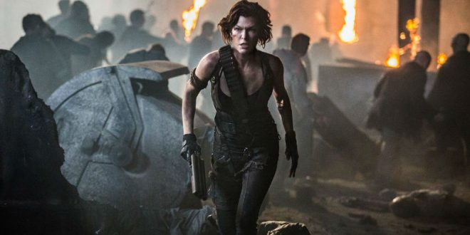 Создатели сообщили о перезапуске франшизы «Обитель зла»