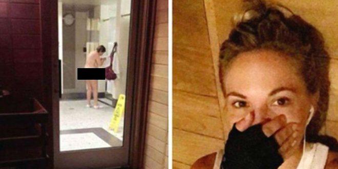 Модель Playboy отправится в тюрьму за публикацию фото голой 70-летней посетительницы спортзала