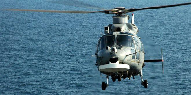 Болгарский военный вертолет потерпел крушение над Черным морем