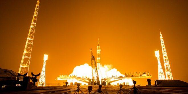 В Казахстане при тушении пожара от упавших фрагментов ракеты «Союз» погиб человек