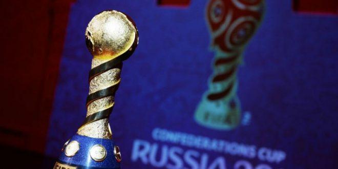 Президент ФИФА считает организацию Кубка конфедераций прекрасной
